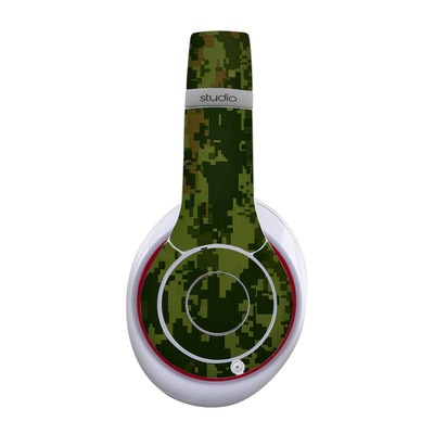 Beats Studio Wireless Skin - CAD Camo