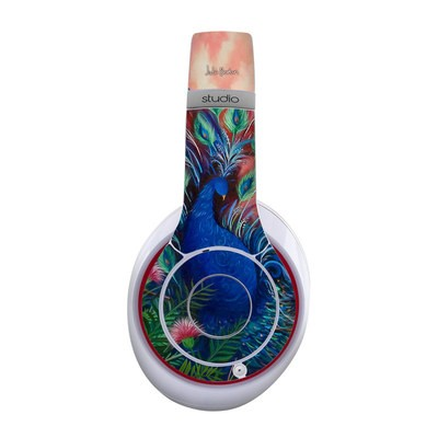 Beats Studio Wireless Skin - Coral Peacock