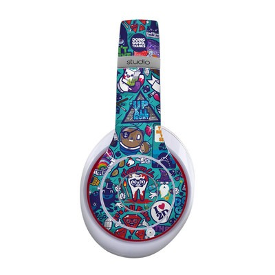 Beats Studio Wireless Skin - Cosmic Ray