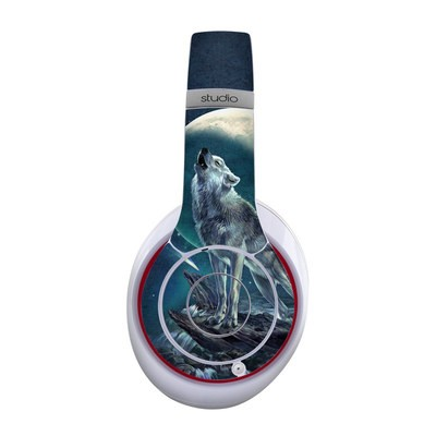 Beats Studio Wireless Skin - Howling Moon Soloist