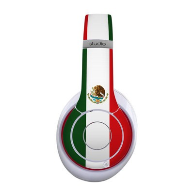 Beats Studio Wireless Skin - Mexican Flag