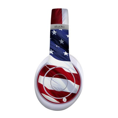 Beats Studio Wireless Skin - Patriotic