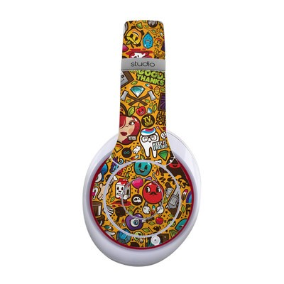 Beats Studio Wireless Skin - Psychedelic