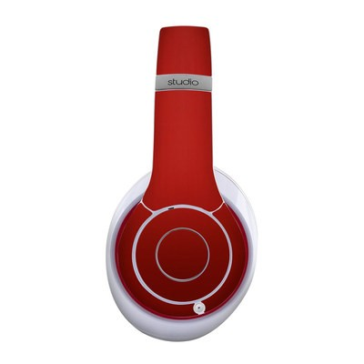 Beats Studio Wireless Skin - Red Burst