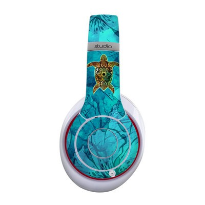Beats Studio Wireless Skin - Sacred Honu
