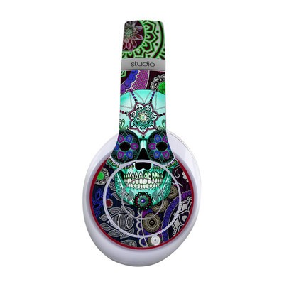 Beats Studio Wireless Skin - Sugar Skull Sombrero