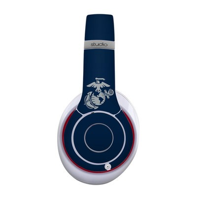Beats Studio Wireless Skin - USMC Blue