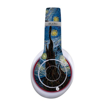 Beats Studio Wireless Skin - Starry Night