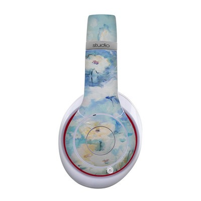 Beats Studio Wireless Skin - White & Blue