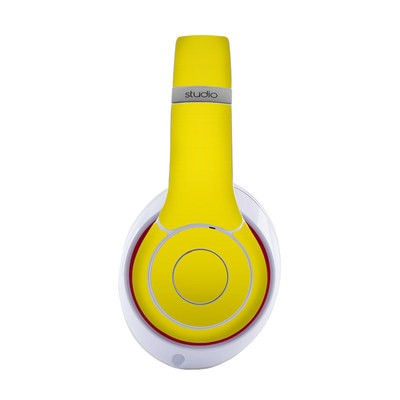 Beats Studio 3 Wireless Skin - Solid State Yellow