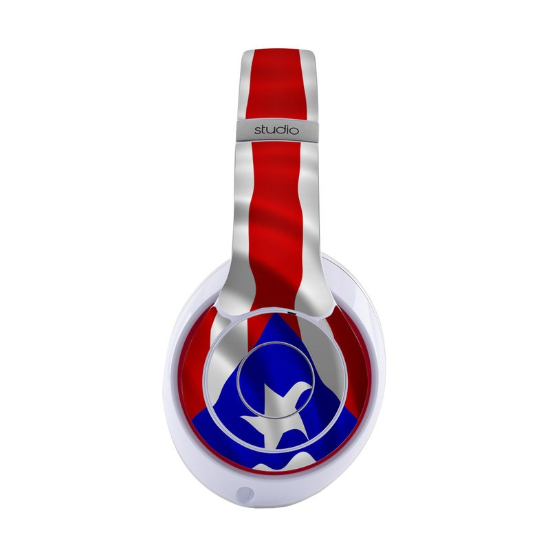 Beats Studio 3 Wireless Skin - Puerto Rican Flag