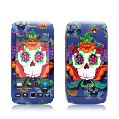 BlackBerry Torch 9850-9860 Skin - Altar Skull