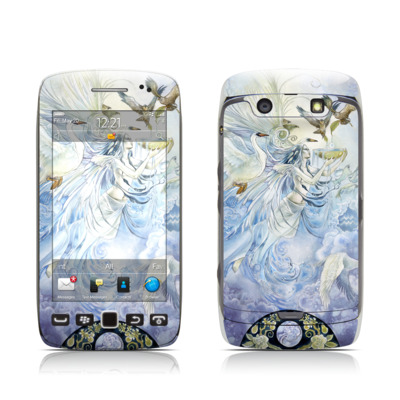 BlackBerry Torch 9850-9860 Skin - Aquarius