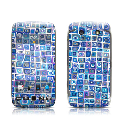 BlackBerry Torch 9850-9860 Skin - Blue Monday