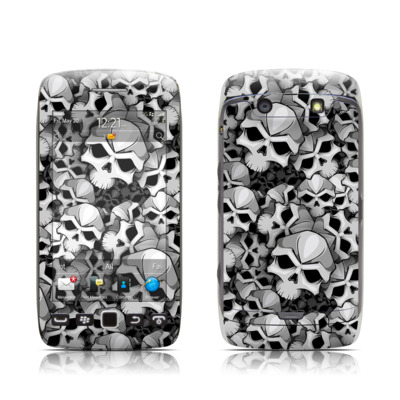 BlackBerry Torch 9850-9860 Skin - Bones