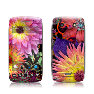 BlackBerry Torch 9850-9860 Skin - Cosmic Damask