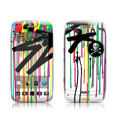 BlackBerry Torch 9850-9860 Skin - Colour Rain