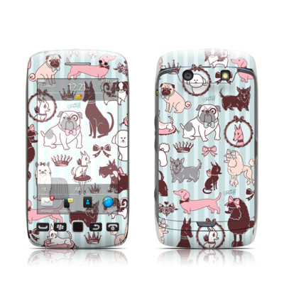 BlackBerry Torch 9850-9860 Skin - Doggy Boudoir