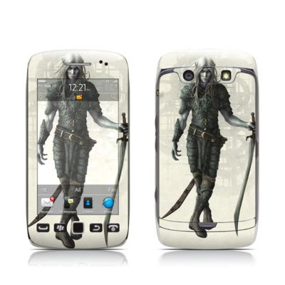 BlackBerry Torch 9850-9860 Skin - Dark Elf