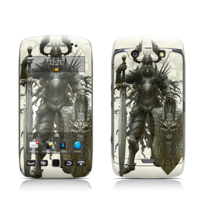 BlackBerry Torch 9850-9860 Skin - Dark Knight