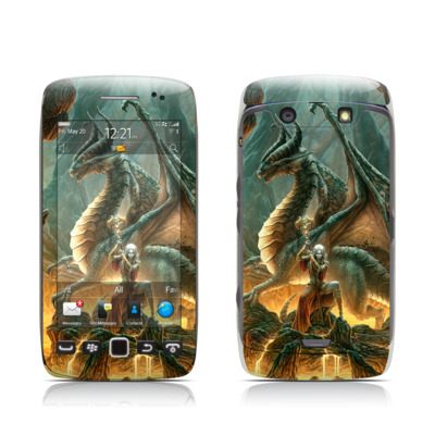 BlackBerry Torch 9850-9860 Skin - Dragon Mage