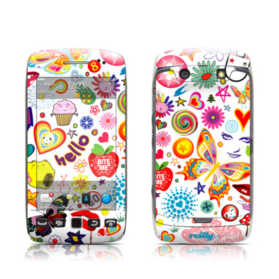 BlackBerry Torch 9850-9860 Skin - Eye Candy