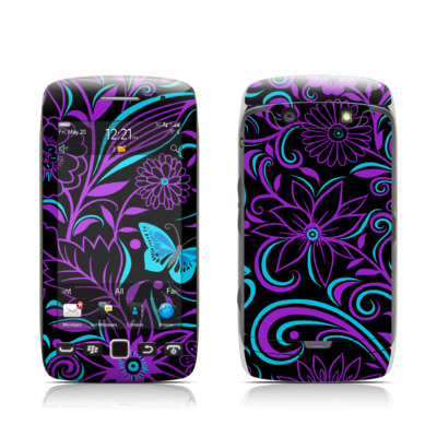 BlackBerry Torch 9850-9860 Skin - Fascinating Surprise