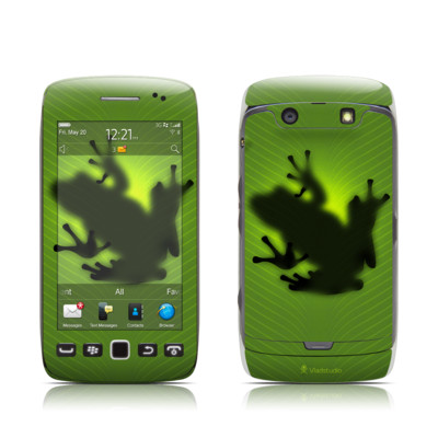 BlackBerry Torch 9850-9860 Skin - Frog