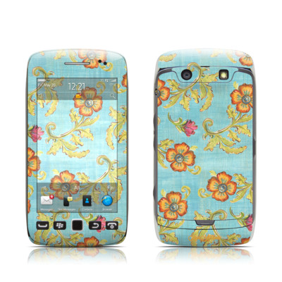 BlackBerry Torch 9850-9860 Skin - Garden Jewel