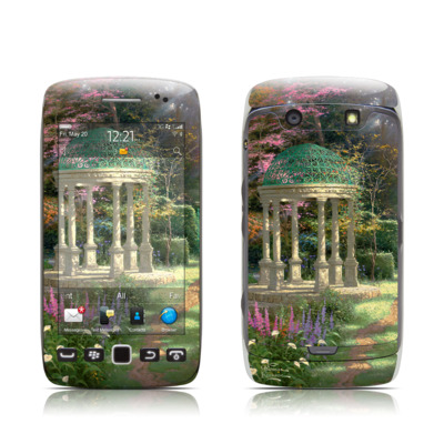 BlackBerry Torch 9850-9860 Skin - Garden Of Prayer