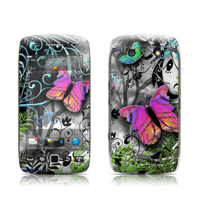 BlackBerry Torch 9850-9860 Skin - Goth Forest