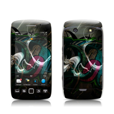 BlackBerry Torch 9850-9860 Skin - Graffstract