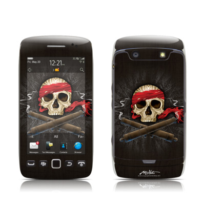 BlackBerry Torch 9850-9860 Skin - High Seas Drifter