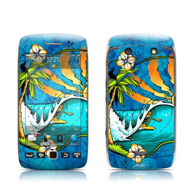 BlackBerry Torch 9850-9860 Skin - Island Playground
