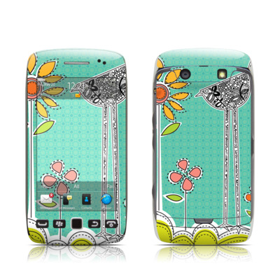 BlackBerry Torch 9850-9860 Skin - Little Chicken