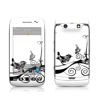 BlackBerry Torch 9850-9860 Skin - Little Curly