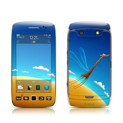BlackBerry Torch 9850-9860 Skin - Learn to Fly