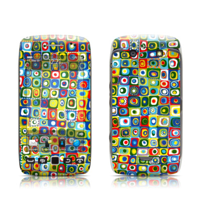 BlackBerry Torch 9850-9860 Skin - Line Dancing