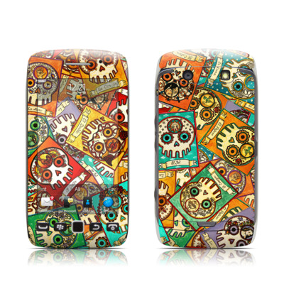 BlackBerry Torch 9850-9860 Skin - Loteria Scatter