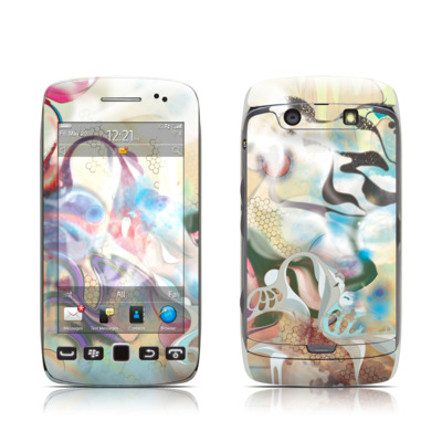 BlackBerry Torch 9850-9860 Skin - Lucidigraff