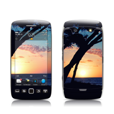 BlackBerry Torch 9850-9860 Skin - Mallorca Sunrise
