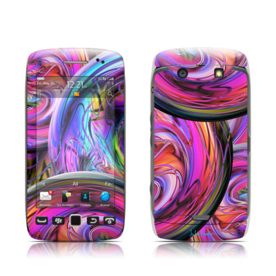 BlackBerry Torch 9850-9860 Skin - Marbles