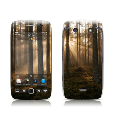 BlackBerry Torch 9850-9860 Skin - Misty Trail