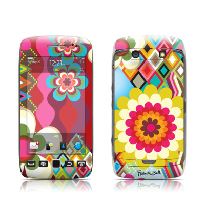 BlackBerry Torch 9850-9860 Skin - Mosaic