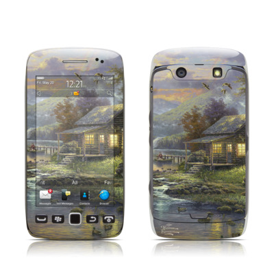 BlackBerry Torch 9850-9860 Skin - Natures Paradise