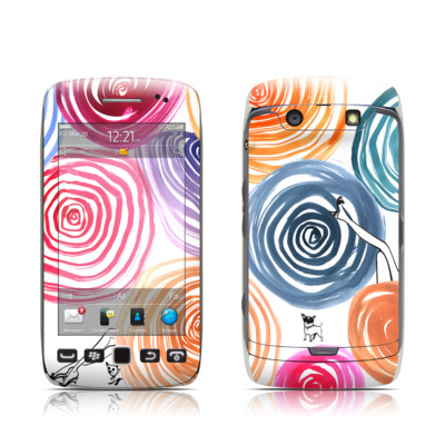 BlackBerry Torch 9850-9860 Skin - New Circle
