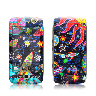 BlackBerry Torch 9850-9860 Skin - Out to Space