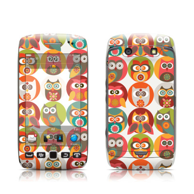 BlackBerry Torch 9850-9860 Skin - Owls Family