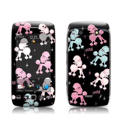 BlackBerry Torch 9850-9860 Skin - Poodlerama