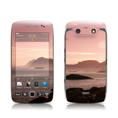 BlackBerry Torch 9850-9860 Skin - Pink Sea